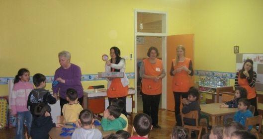 Opširnije: Timski rad vaspitača i medicisnkih sestara iz vrtića u Magliću
